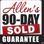 Allen's 90 Day Guarantee